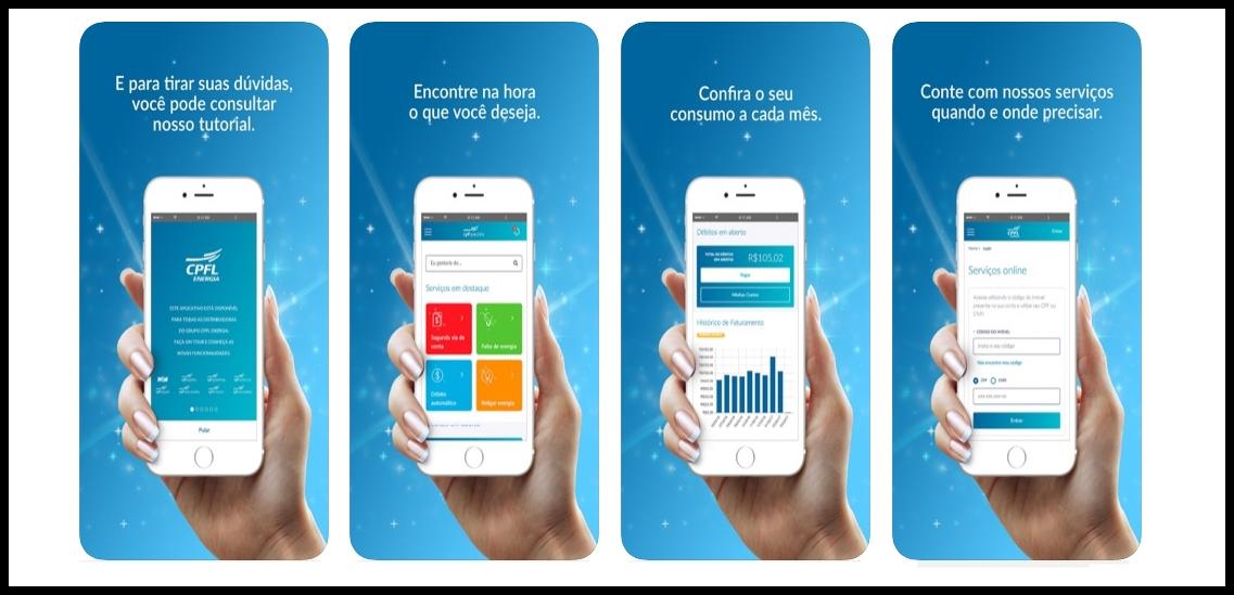 aplicativo cpfl