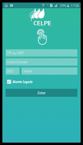 2 via celpe pelo app