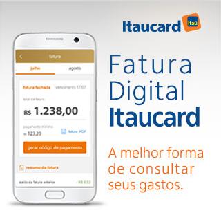 fatura digital itaucard