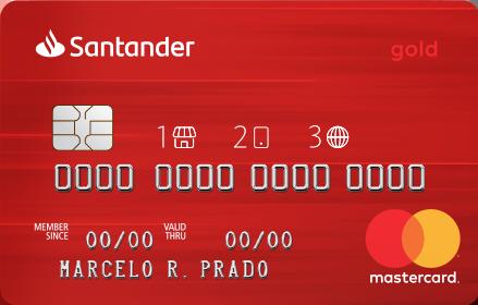santander cartao de credito